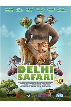 Delhi Safari (2012) 1080p download