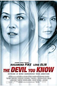 Devil You Know (2013) 1080p download