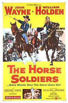 The Horse Soldiers (1959) 1080p download