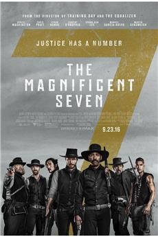 The Magnificent Seven (2016) 1080p download