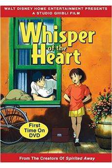 Whisper of the Heart (1995) 1080p download