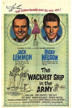 The Wackiest Ship in the Army (1960) download