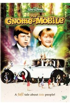 The Gnome-Mobile (1967) download