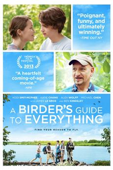 A Birder's Guide to Everything (2013) download