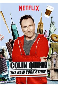 Colin Quinn: The New York Story (2016) download