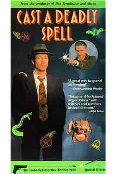 Cast a Deadly Spell (1991) download