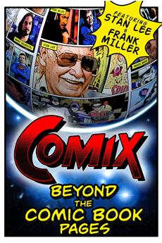 COMIX: Beyond the Comic Book Pages (2015) download