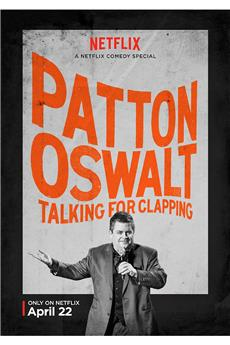 Patton Oswalt: Talking for Clapping (2016) 1080p download