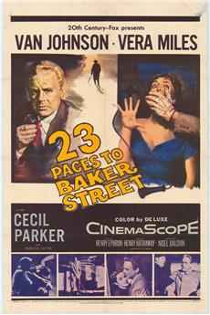 23 Paces to Baker Street (1956) 1080p download