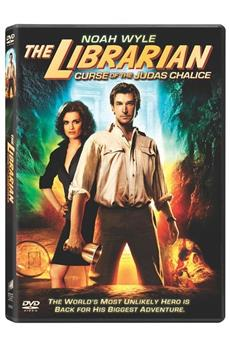The Librarian: The Curse of the Judas Chalice (2008) 1080p download