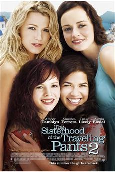 The Sisterhood of the Traveling Pants 2 (2008) 1080p download