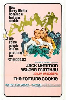 The Fortune Cookie (1966) 1080p download