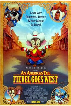 An American Tail: Fievel Goes West (1991) 1080p download