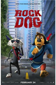 Rock Dog (2016) 1080p download