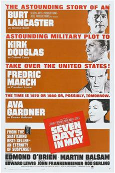 Seven Days in May (1964) 1080p download