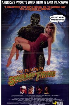 The Return of Swamp Thing (1989) 1080p download