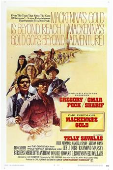 Mackenna's Gold (1969) 1080p download