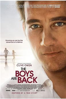 The Boys Are Back (2009) download