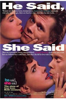 He Said, She Said (1991) download