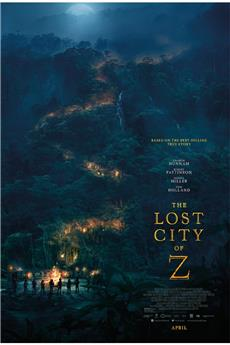 The Lost City of Z (2017) 1080p download