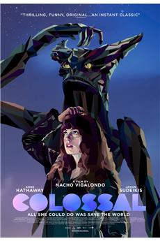 Colossal (2017) 1080p download