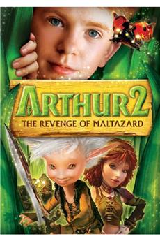 Arthur and the Revenge of Maltazard (2009) 1080p download