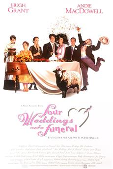 Four Weddings and a Funeral (1994) 1080p download