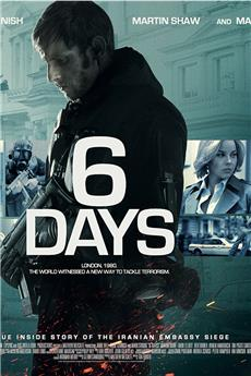 6 Days (2017) 1080p download