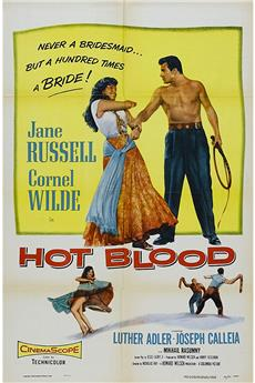 Hot Blood (1956) download