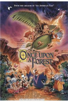 Once Upon a Forest (1993) download