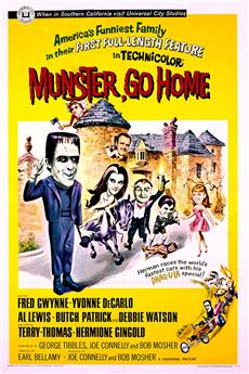 Munster, Go Home! (1966) download