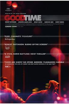 Good Time (2017) 1080p download