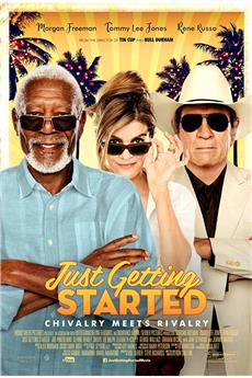 Just Getting Started (2017) 1080p download