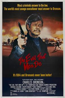 The Evil That Men Do (1984) 1080p download
