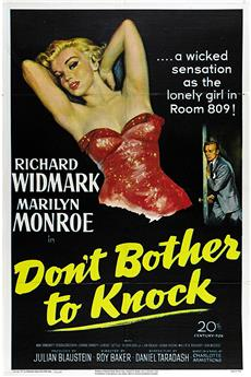 Don't Bother to Knock (1952) download
