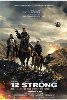 12 Strong (2018) 1080p download
