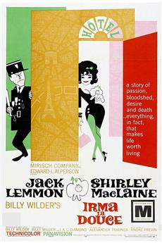 Irma la Douce (1963) 1080p download