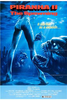 Piranha Part Two: The Spawning (1981) 1080p download