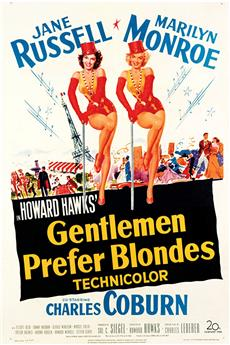 Gentlemen Prefer Blondes (1953) 1080p download