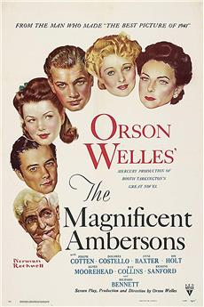 The Magnificent Ambersons (1942) 1080p download