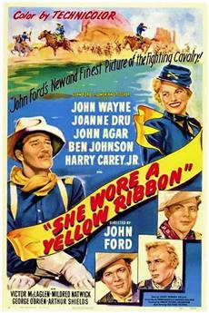She Wore a Yellow Ribbon (1949) 1080p download