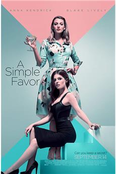 A Simple Favor (2018) download