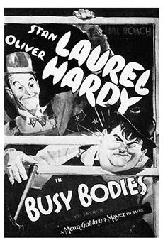 Busy Bodies (1933) 1080p download