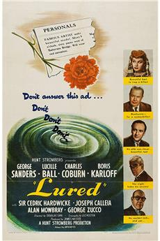 Lured (1947) 1080p download