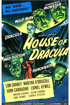 House of Dracula (1945) 1080p download