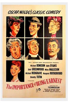 The Importance of Being Earnest (1952) download