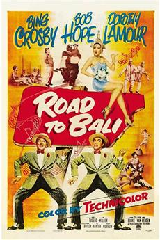 Road to Bali (1952) 1080p download