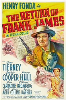 The Return of Frank James (1940) 1080p download