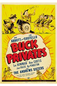 Buck Privates (1941) 1080p download
