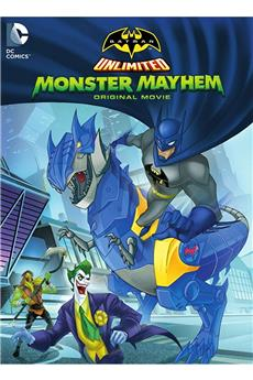 Batman Unlimited: Monster Mayhem (2015) 1080p download